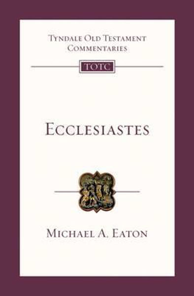 Picture of TYNDALE TOTC/#18 ECCLESIASTES