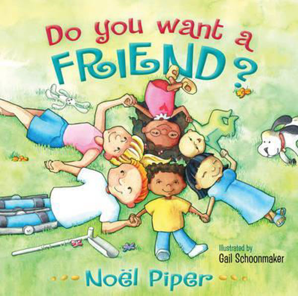 Picture of DO YOU WANT A FRIEND?