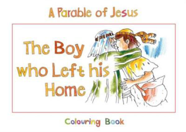 Picture of PARABLE OF JESUS/BOY WHO LEFT HIS HOME