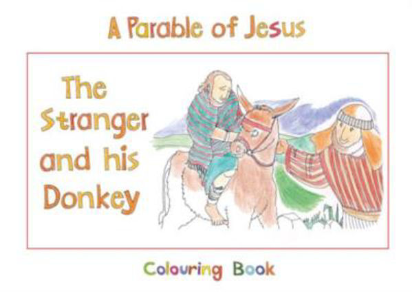 Picture of PARABLE OF JESUS/STRANGER & HIS DONKEY