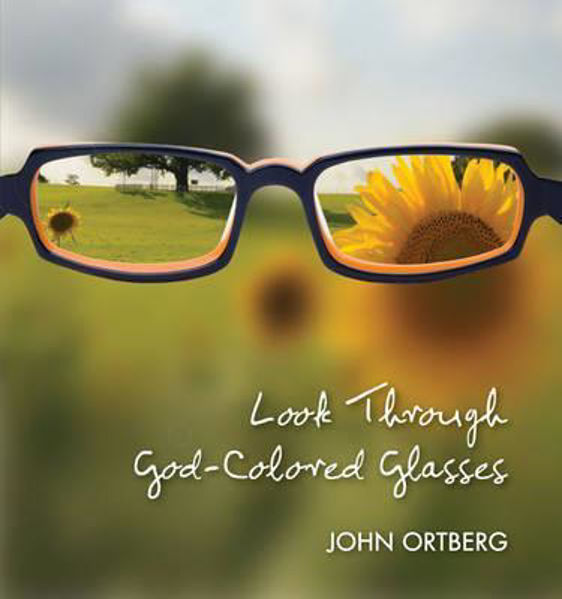 Picture of LOOK THROUGH GOD COLOURED GLASSES