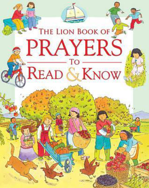 Picture of LION BOOK OF PRAYERS TO READ & KNOW