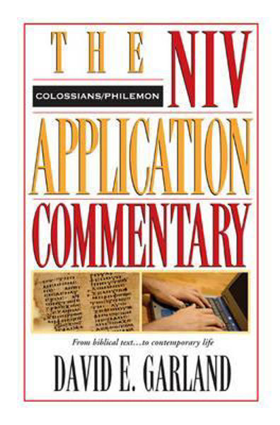 Picture of NIV APPLICATION COMMENTARY/COLOSSIANS