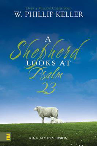 Picture of A SHEPHERD LOOKS AT PSALM 23 KJV version