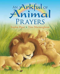 Picture of AN ARKFUL OF ANIMAL PRAYERS