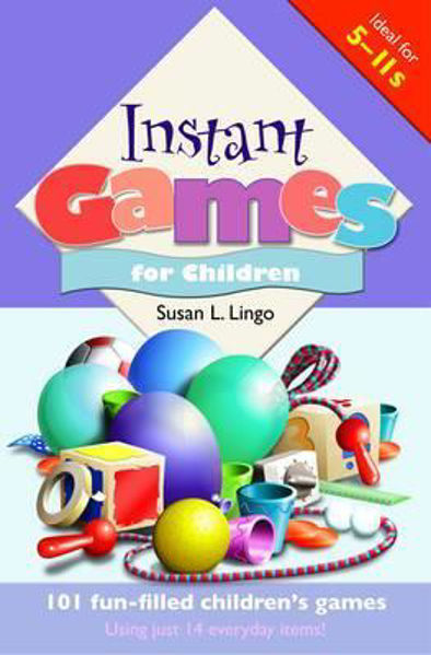 Picture of INSTANT GAMES FOR CHILDREN