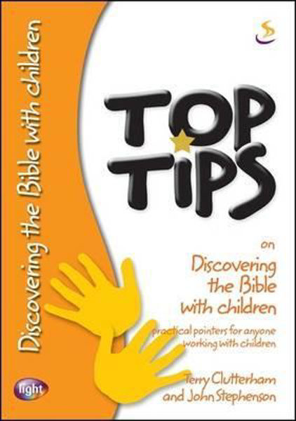 Picture of TOP TIPS/DISCOVER BIBLE WITH CHILDREN