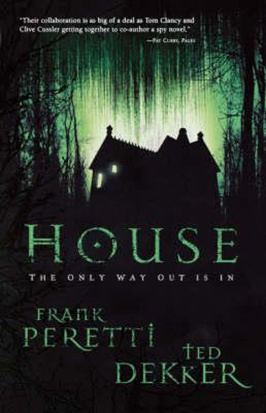 Picture of HOUSE THE ONLY WAY OUT IS IN