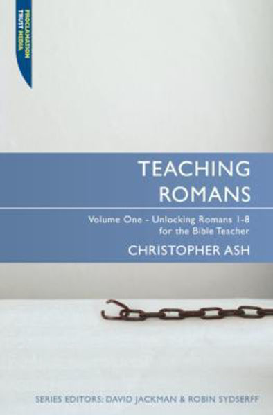 Picture of TEACHING/ROMANS 1-8