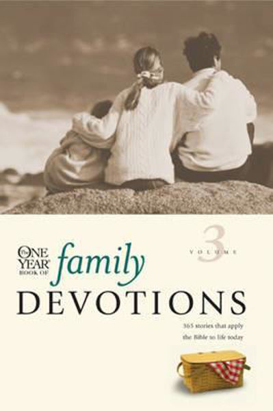 Picture of ONE YEAR BOOK OF FAMILY DEVOTIONS VOL 3