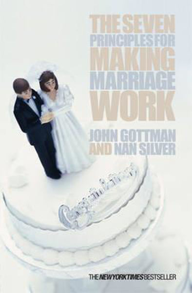 Picture of SEVEN PRINCIPLES MAKING MARRIAGE WORK