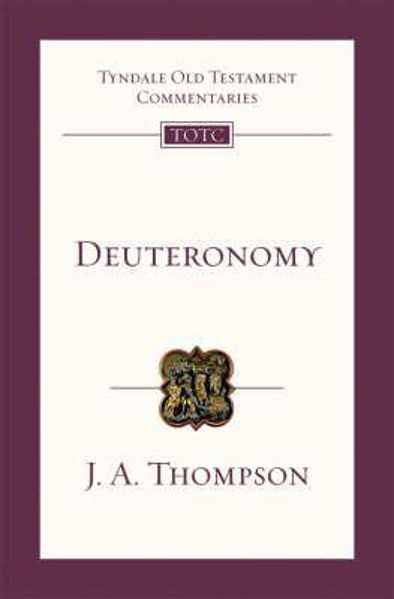 Picture of TYNDALE TOTC/#05 DEUTERONOMY