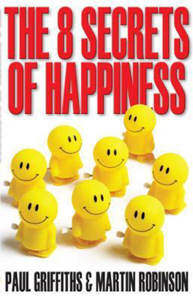 Picture of THE 8 SECRETS OF HAPPINESS