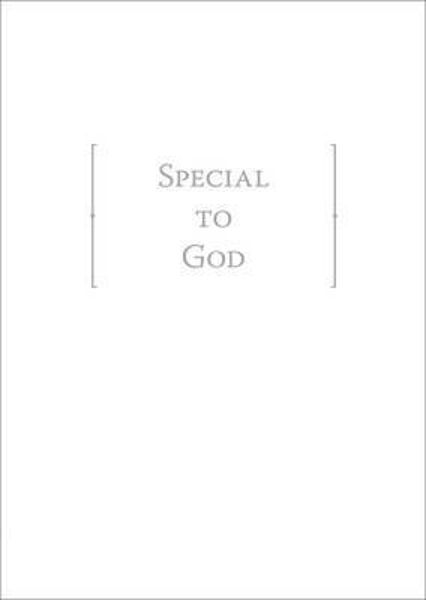 Picture of SPECIAL TO GOD with slipcase