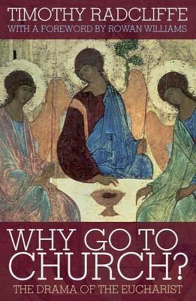 Picture of WHY GO TO CHURCH?