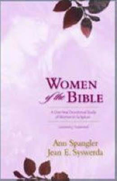 Picture of WOMEN OF THE BIBLE One year devotional