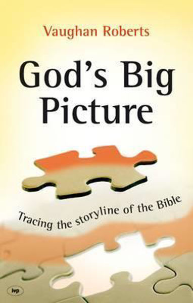 Picture of GOD'S BIG PICTURE New large format