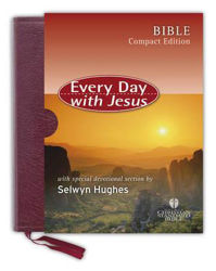 Picture of EDWJ EVERY DAY WITH JESUS COMPACT BIBLE