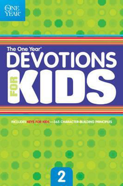 Picture of ONE YEAR DEVOTIONS FOR KIDS