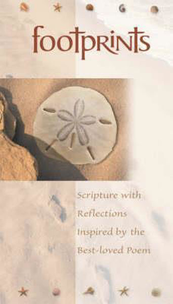 Picture of FOOTPRINTS Scripture with reflections