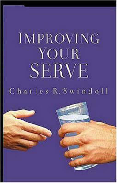 Picture of IMPROVING YOUR SERVE