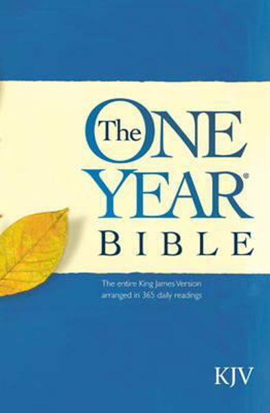 Picture of KJV ONE YEAR BIBLE Pbk
