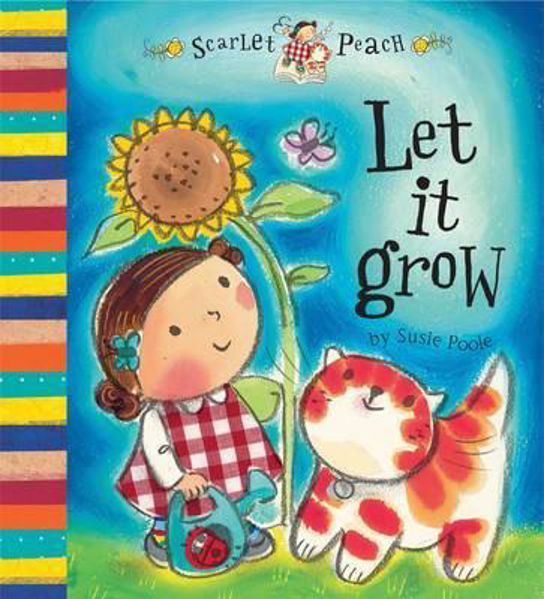 Picture of SCARLET & PEACH / LET IT GROW