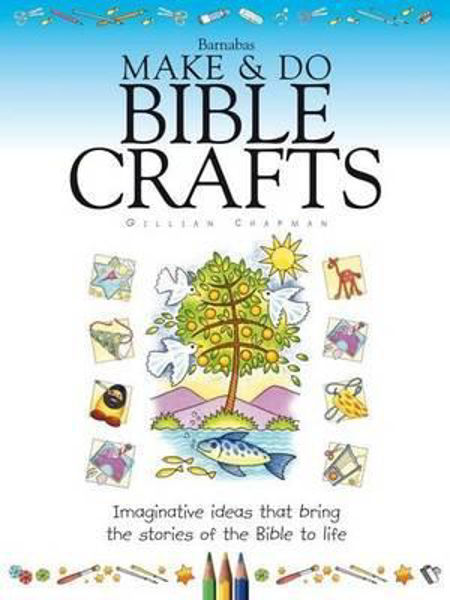 Picture of BARNABAS MAKE & DO BIBLE CRAFTS