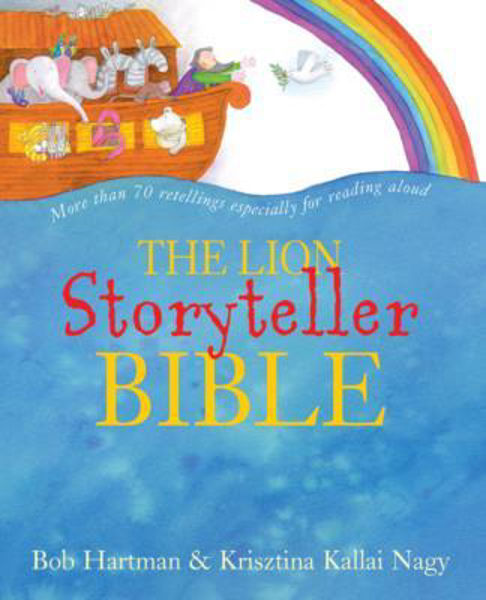 Picture of THE LION STORYTELLER BIBLE