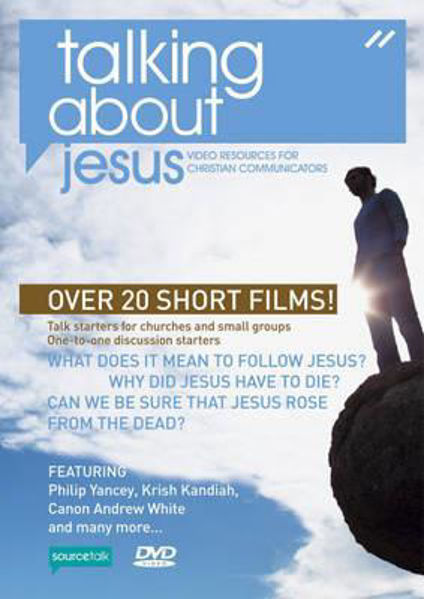 Picture of TALKING ABOUT JESUS DVD