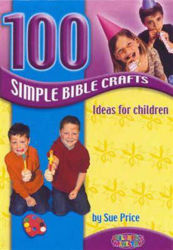 Picture of 100 SIMPLE BIBLE CRAFTS