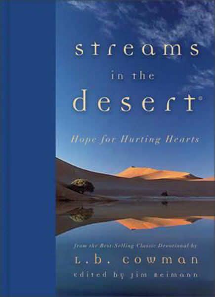 Picture of STREAMS IN THE DESERT