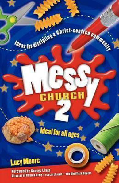 Picture of MESSY CHURCH/BOOK 2