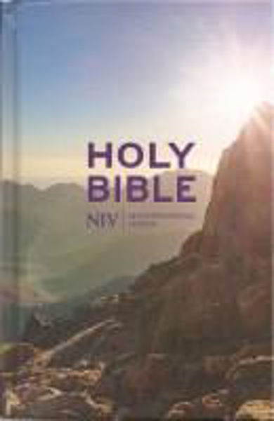 Picture of NIV 2011/Thinline Value Hardback Bible
