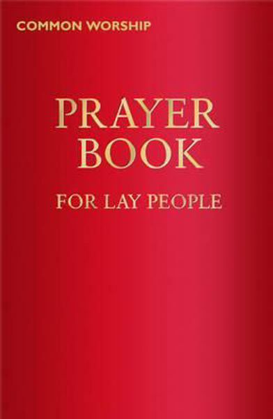 Picture of PRAYER BOOK FOR LAY PEOPLE