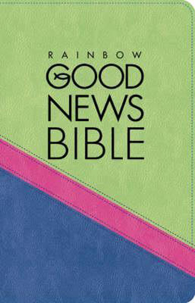 Picture of GOOD NEWS BIBLE RAINBOW GIFT EDITION