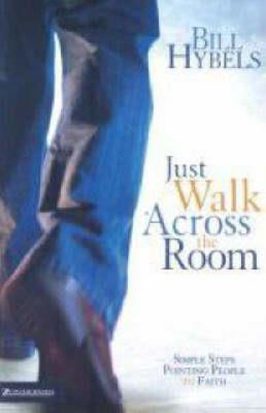 Picture of JUST WALK ACROSS THE ROOM