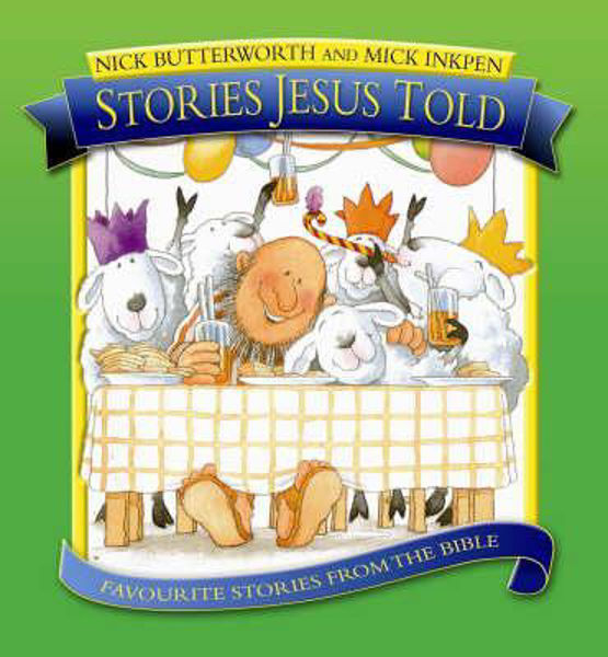 Picture of STORIES JESUS TOLD