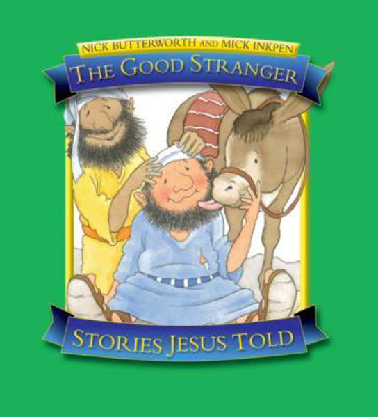 Picture of STORIES JESUS TOLD/THE GOOD STRANGER
