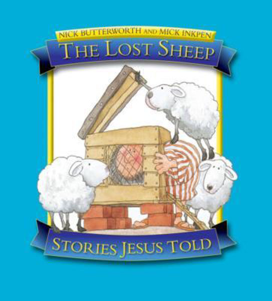 Picture of STORIES JESUS TOLD/THE LOST SHEEP