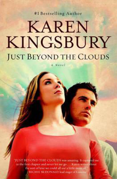 Picture of CODY SERIES/#2 JUST BEYOND THE CLOUDS