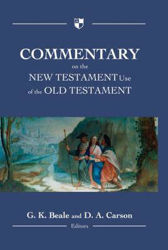 Picture of COMMENTARY ON NT USE OF OLD TESTAMENT
