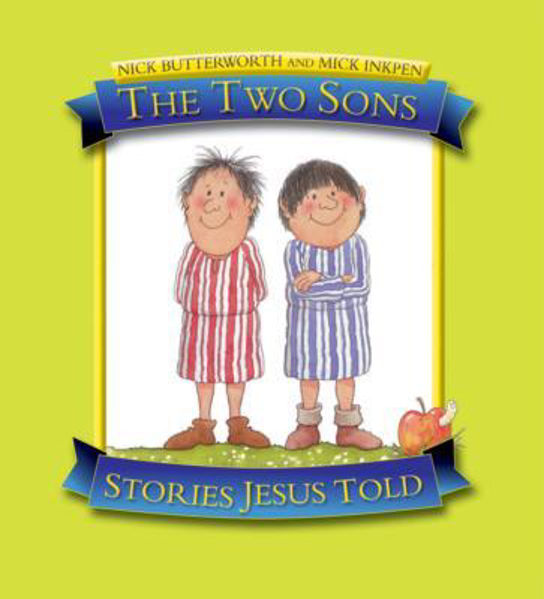 Picture of STORIES JESUS TOLD/THE TWO SONS