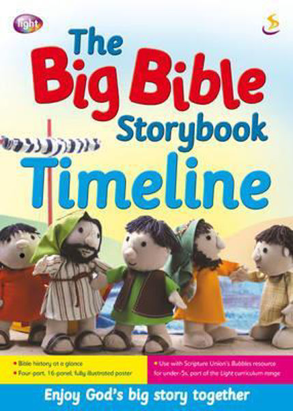 Picture of THE BIG BIBLE STORYBOOK TIMELINE