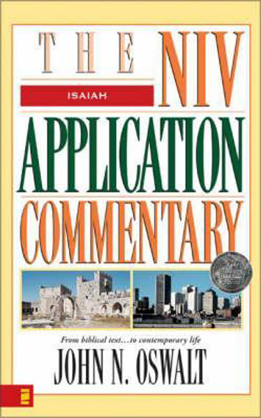 Picture of NIV APPLICATION COMMENTARY/ISAIAH
