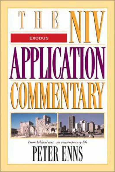 Picture of NIV APPLICATION COMMENTARY/EXODUS