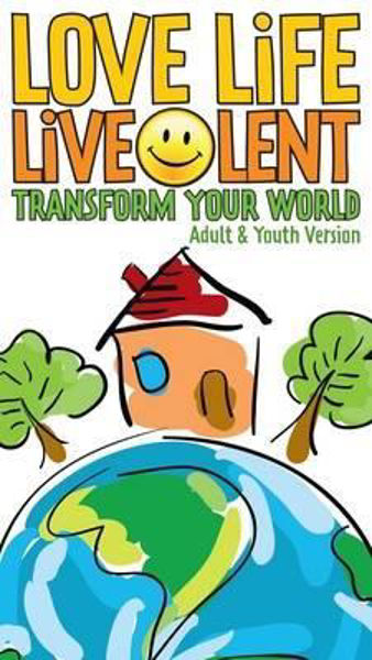 Picture of LOVE LIFE LIVE LENT Adult & Youth