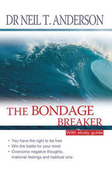 Picture of THE BONDAGE BREAKER with study guide
