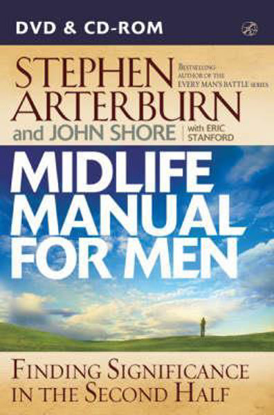 Picture of MIDLIFE MANUAL FOR MEN DVD & CD