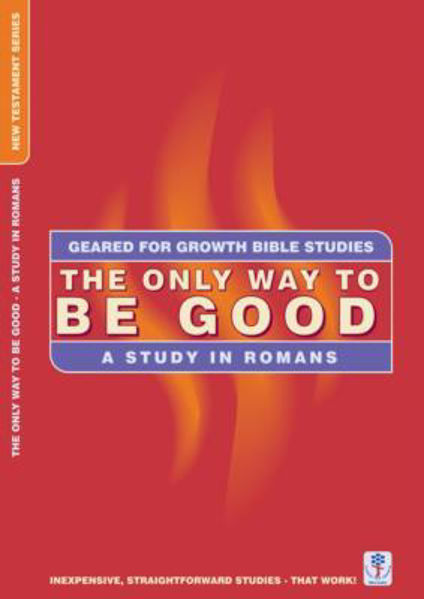 Picture of GEARED 4 GROWTH/ROMANS ONLY WAY BE GOOD